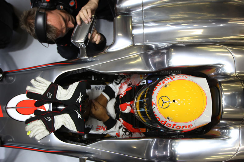 Hamilton nunca venceu em Monza