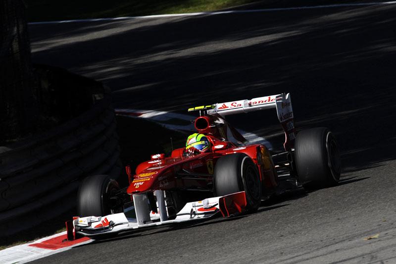 Felipe Massa em Monza