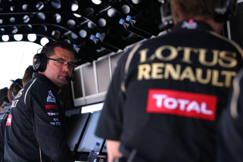Boullier aproveitou para afastar as especulações de que Grosjean pode substituir Senna