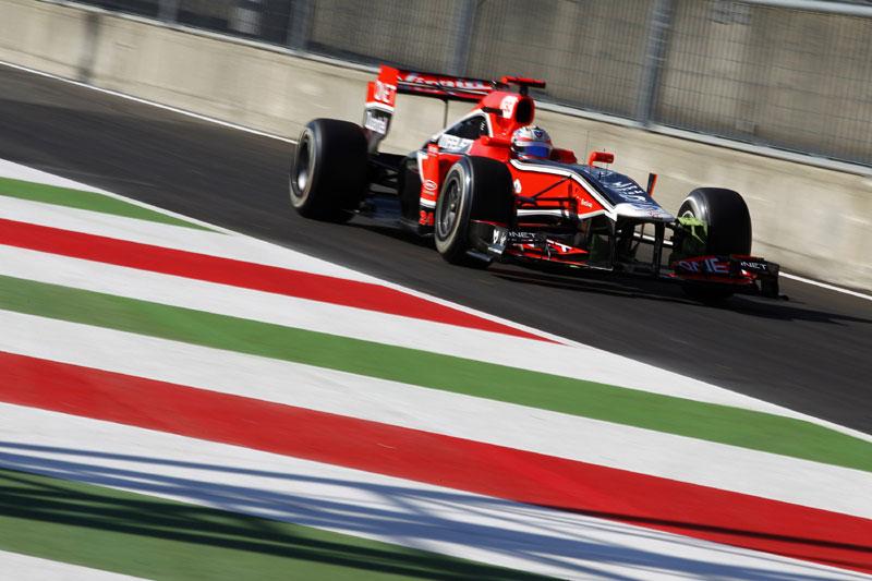 Timo Glock em Monza