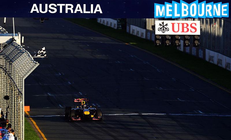 Vettel vence com facilidade: cena não deve ser igual na Malásia
