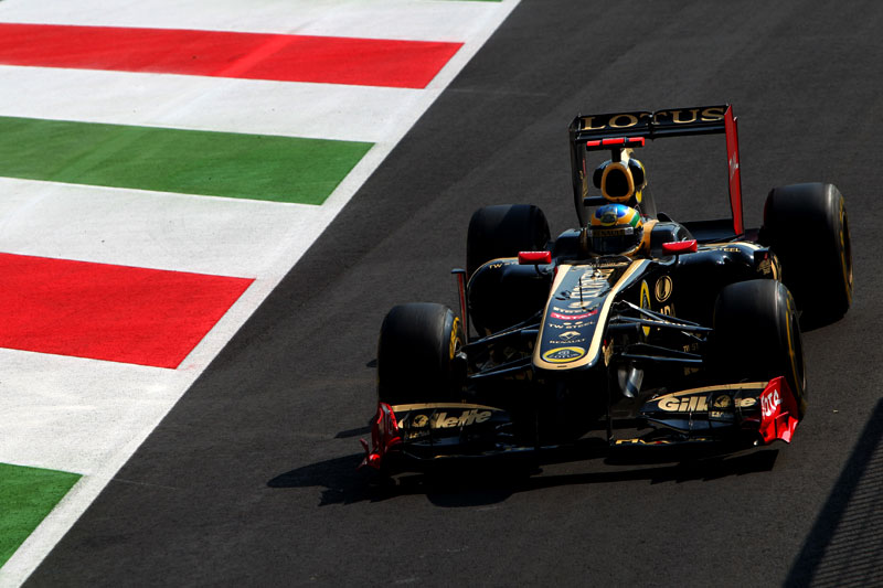 Bruno Senna em Monza