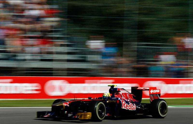 Alguersuari foi o sétimo colocado em Monza