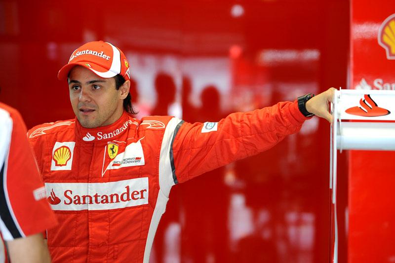 Felipe Massa: desistir, jamais