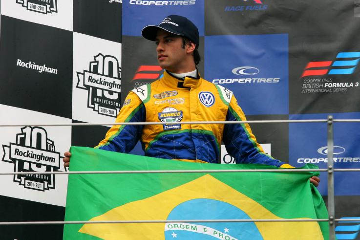 Da nova geração brasileira, Felipe Nasr é o mais cotado para chegar à F-1