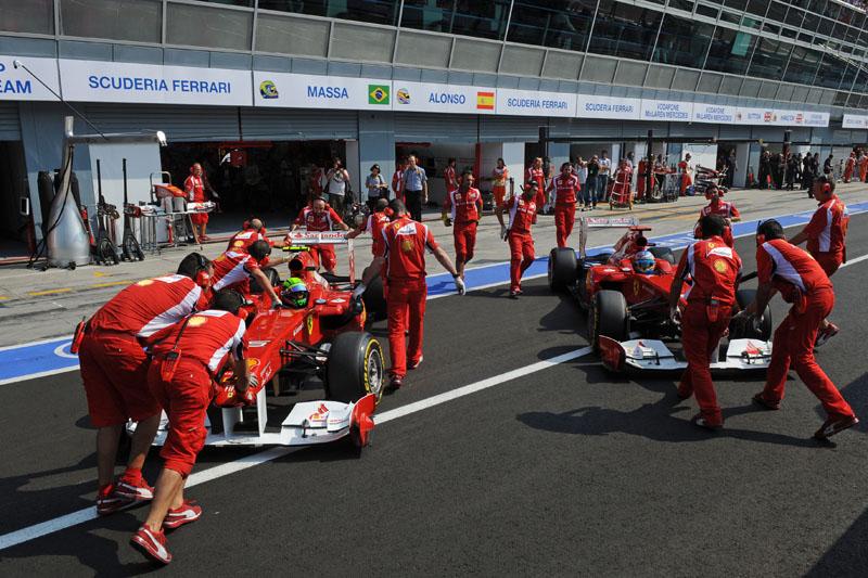 Massa e Alonso terão novidades em Cingapura