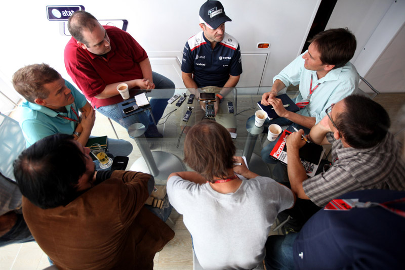 Barrichello se preocupa com a repercussão de declarações à imprensa