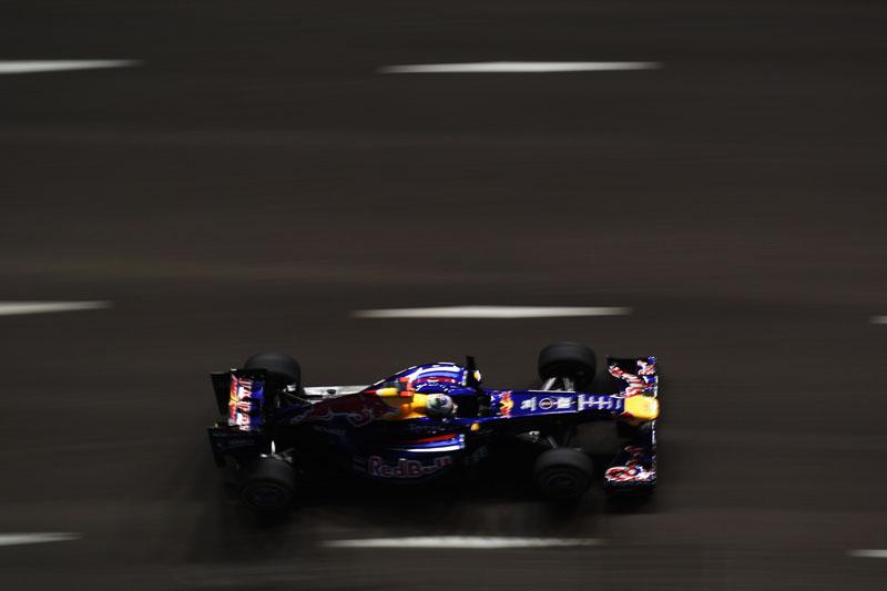 Vettel depende de uma combinação de resultados