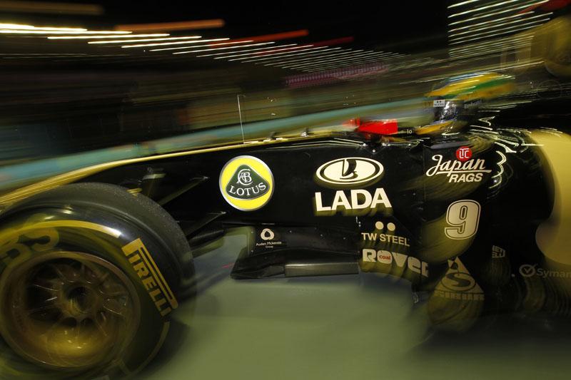 Senna enfrenta seu terceiro GP na Renault