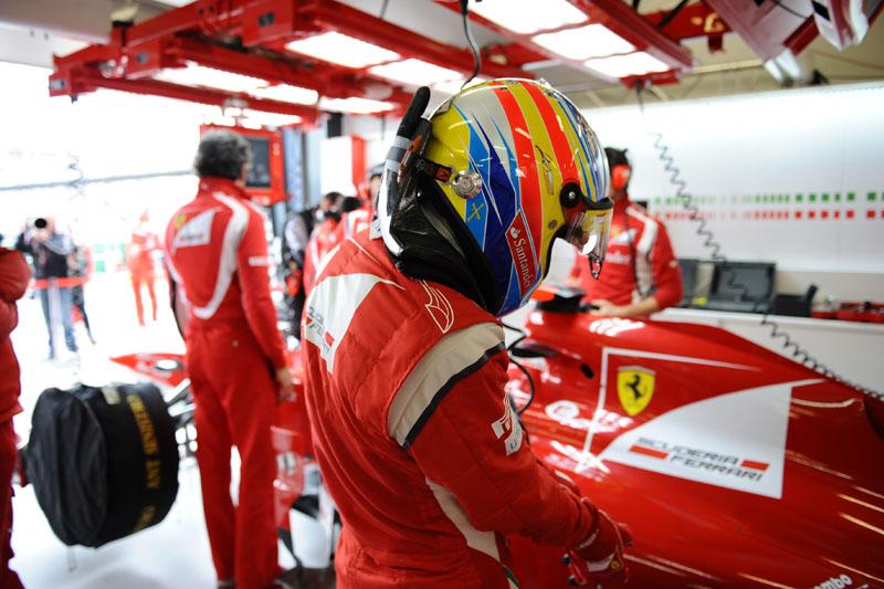 Alonso: GP sem