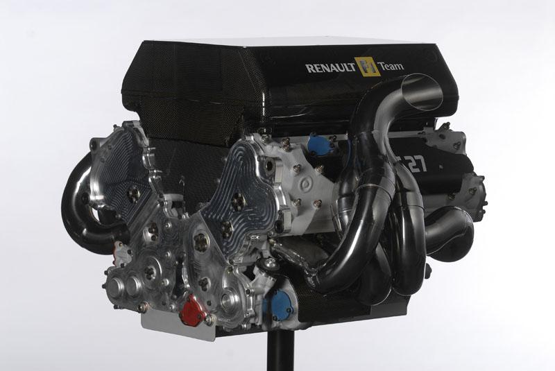 Os motores Renault equipam Red Bull, Lotus e a própria Renault