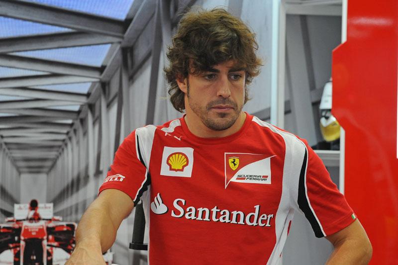 Alonso espera um carro competitivo para 2012