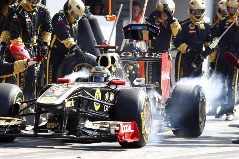 Senna quer voltar aos pontos