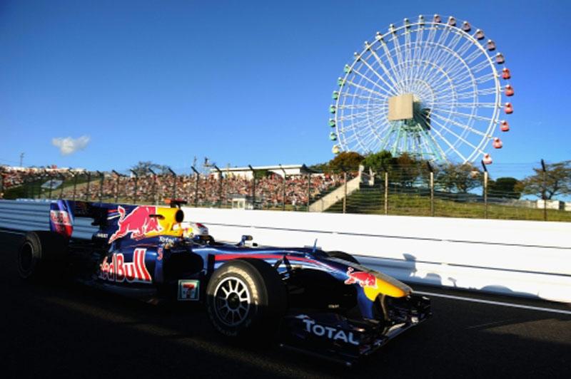 Vettel em Suzuka