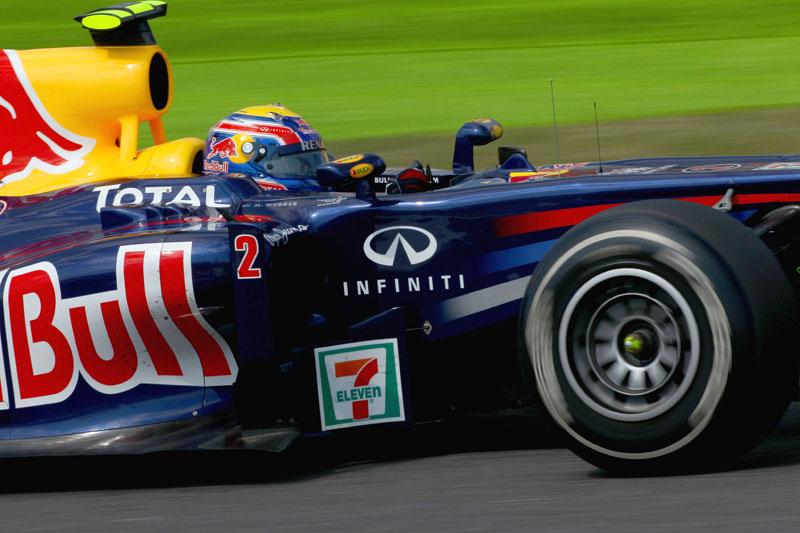 Mark Webber, da Red Bull