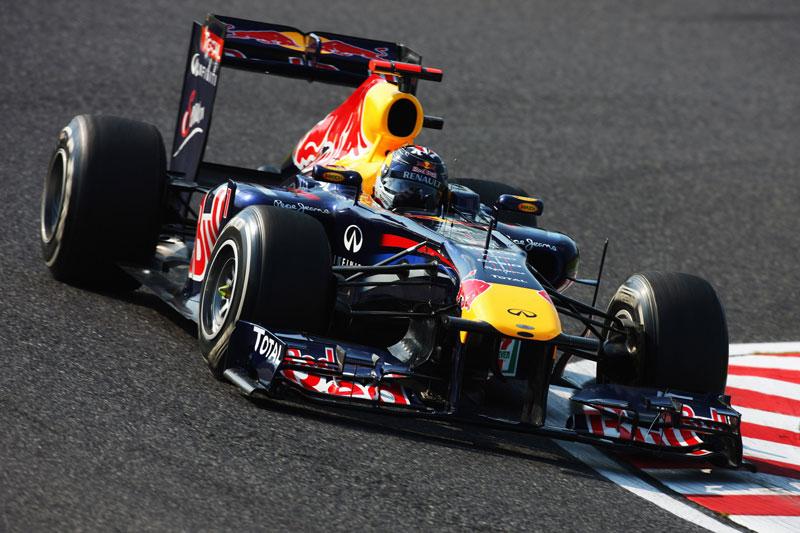 Sebastian Vettel em Suzuka
