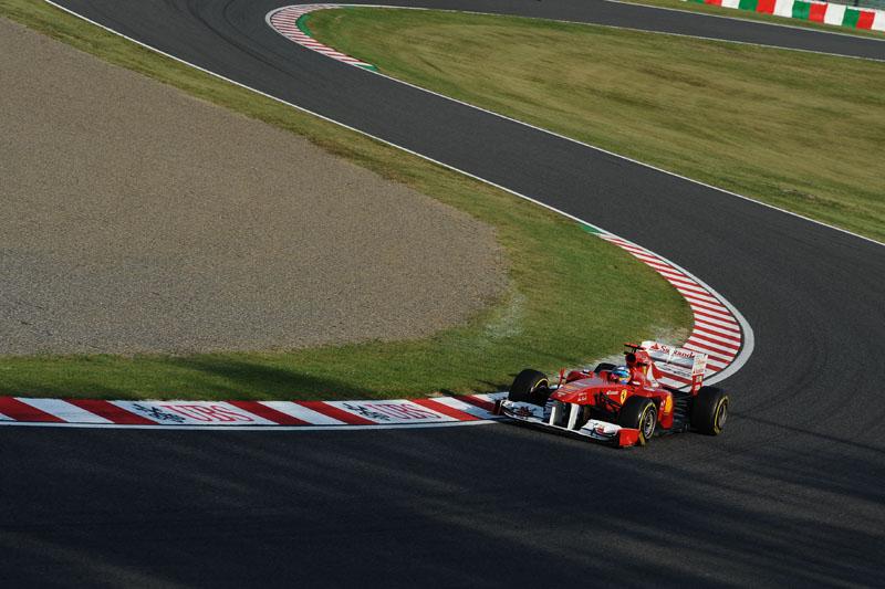Alonso larga em quinto como