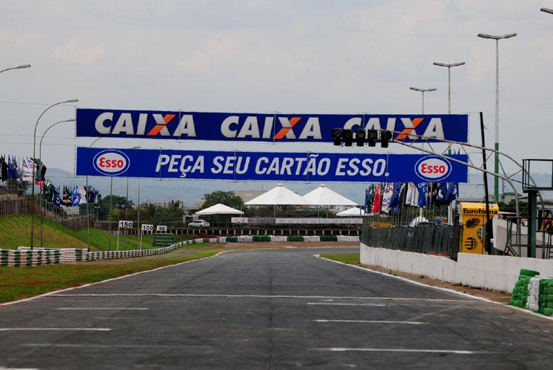 Retão de Brasília (Foto: Duda Bairros/Vicar)