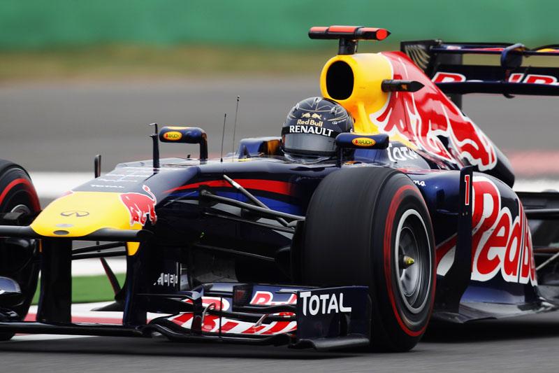 Red Bull só usou os supermacios na classificação