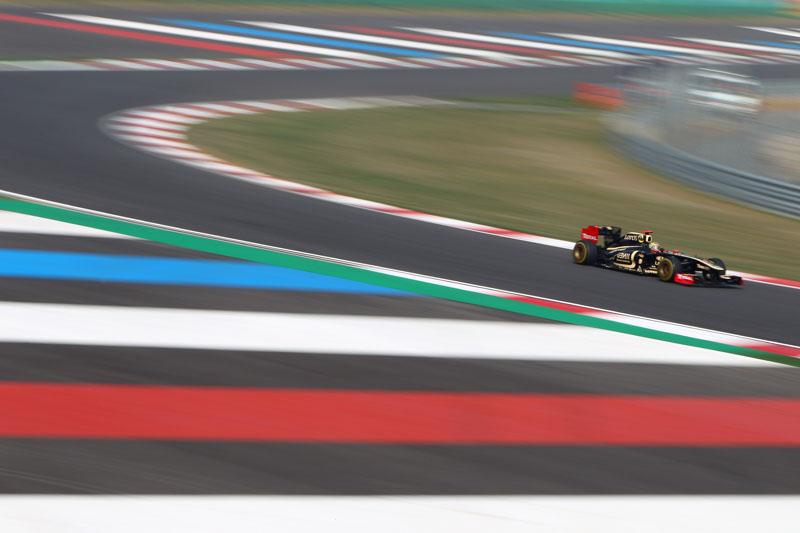 Bruno Senna foi o 13º na Coreia