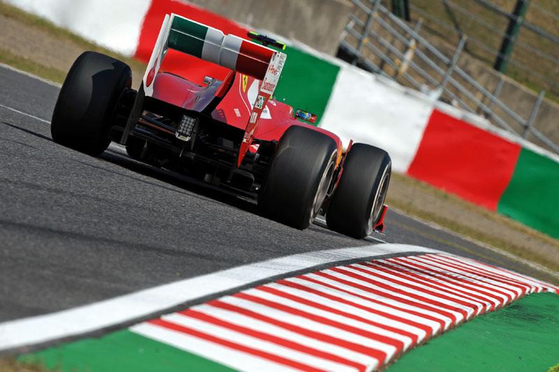 Massa utilizou sete motores até aqui