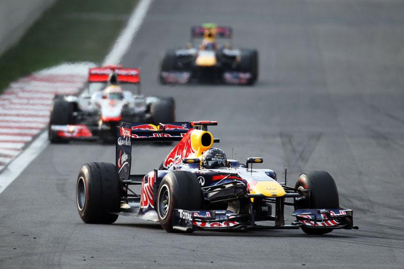 A Red Bull prepara o sucessor do RB7