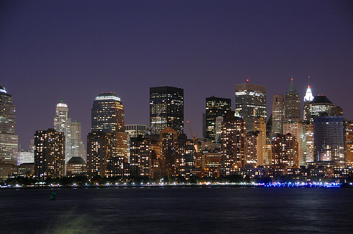 Vista de New Jersey