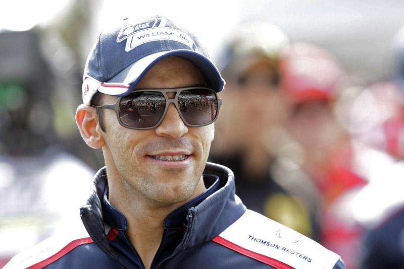 Maldonado está animado para correr na Índia