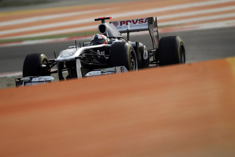 Barrichello sai do lado limpo amanhã