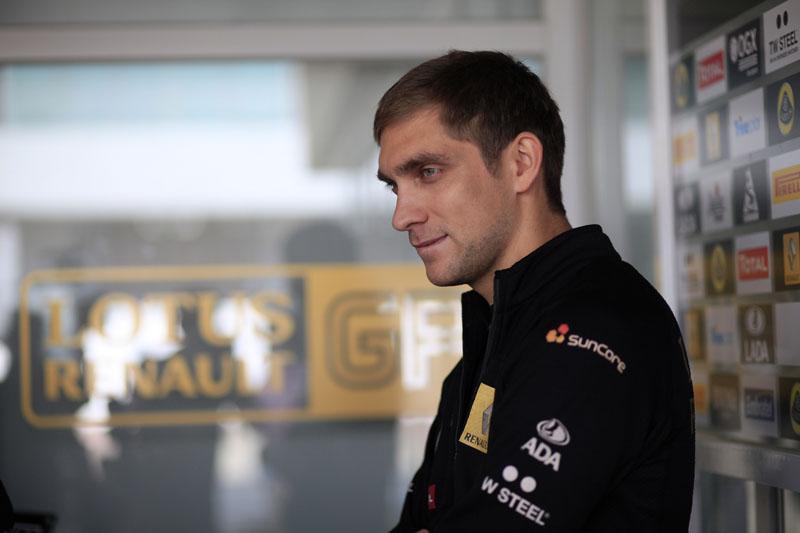 Petrov vai estrear na Corrida dos Campeões