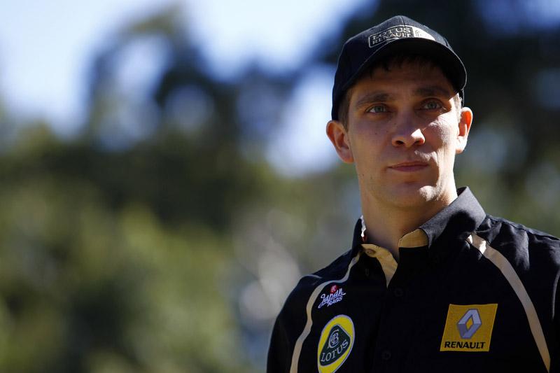 Petrov venceu na Malásia em 2008 e 2009, pela GP2 Asia