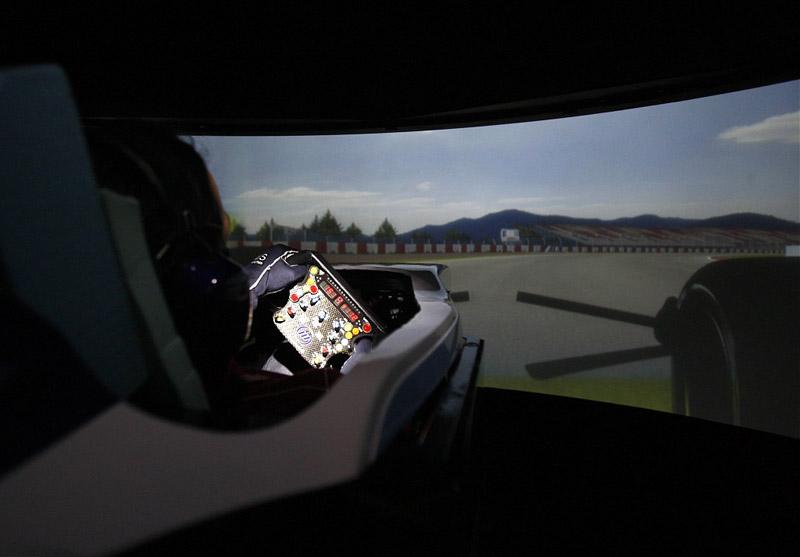 Simulador da Williams