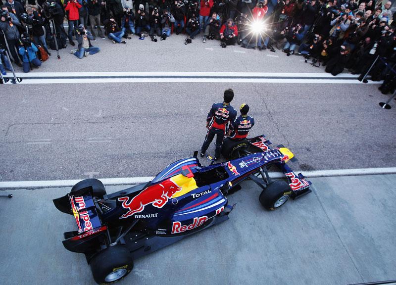 Vettel e Webber participarão da festa