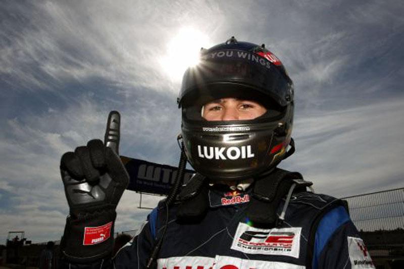 Robert Wickens ganha chance na Renault