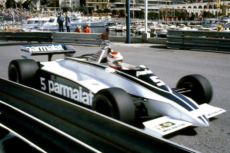 Piquet e a Brabham de 1981
