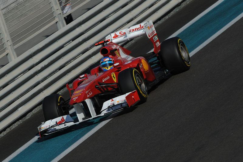 Alonso conquistou seu décimo pódio no ano