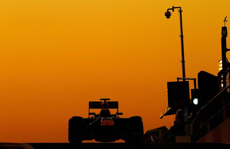 Webber ficou mais longe do vice-campeonato