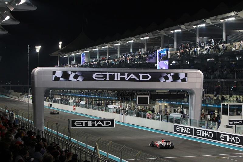 Hispania em Abu Dhabi