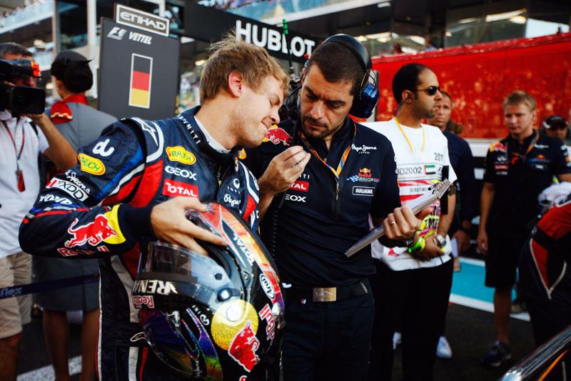 Vettel diz que as 19 etapas trazem lições importantes