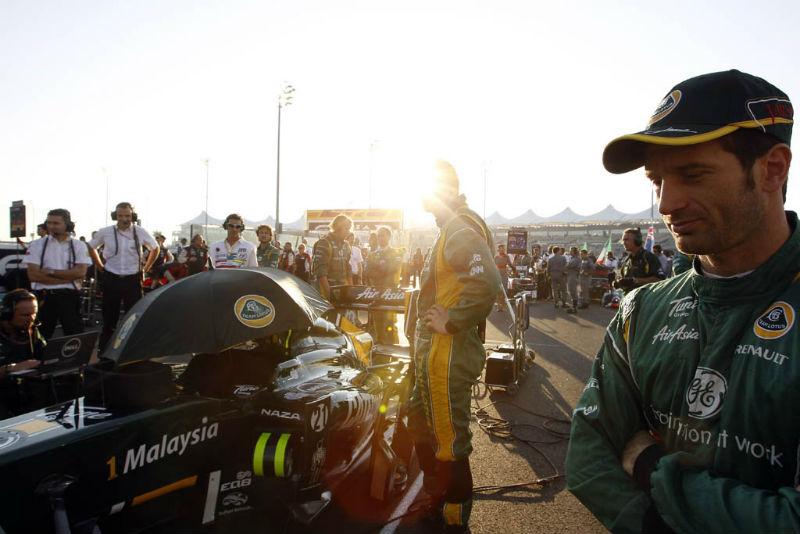 Jarno Trulli caminha para sua terceira temporada na Lotus