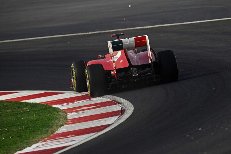 Alonso reconhece que difusor da Ferrari não é tão eficiente
