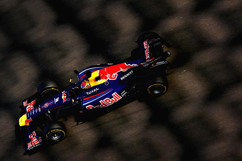 Jean-Eric Vergne, da Red Bull