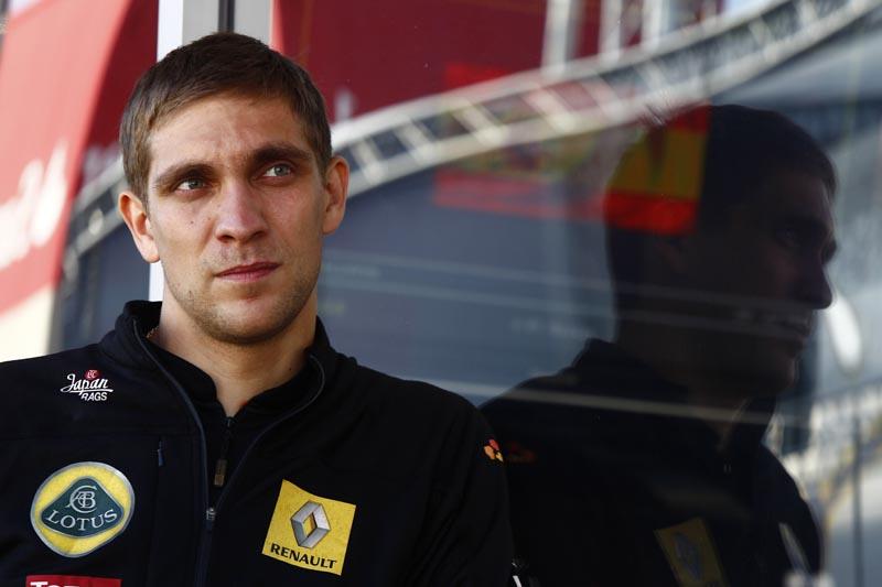Petrov faz sua segunda temporada na F-1