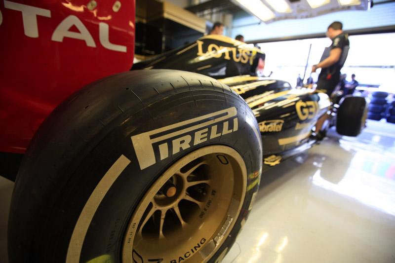 O pneu macio de Interlagos será o mesmo que foi experimentado em Abu Dhabi