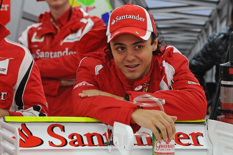 Felipe Massa é titular da Ferrari desde 2006