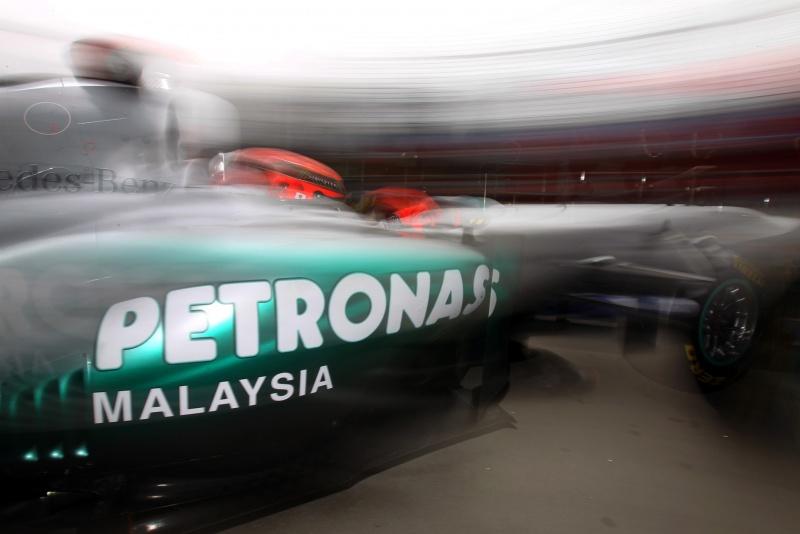 A Petronas é uma das empresas malaias que investe na Fórmula 1