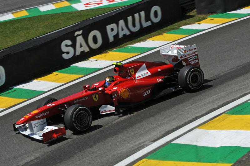 Massa espera bom resultado em Interlagos