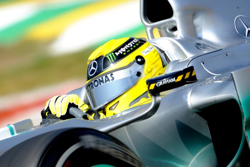 Nico Rosberg (Miguel Costa Jr./TotalRace)