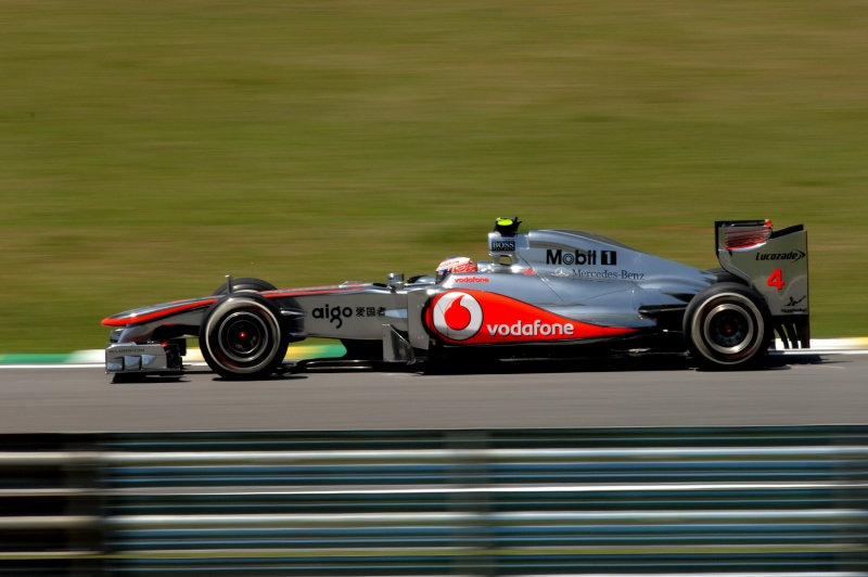 Jenson Button (Miguel Costa Jr.)