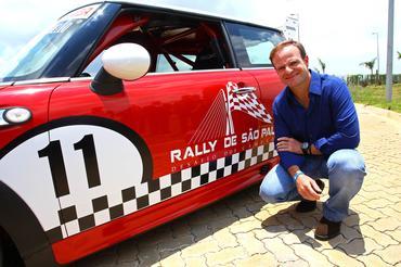 Rubens Barrichello (Carsten Horst)
